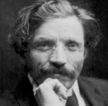 Sholom Aleichem author photo