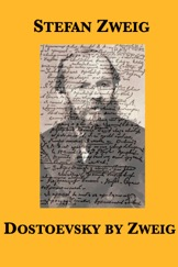 Dostoevsky by Zweig cover