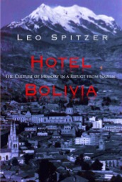HOTEL BOLIVIA eBook cover by Leo Spitzer
